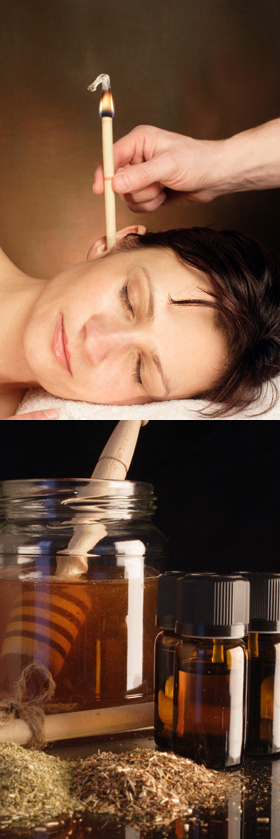 Thermo-Auricular Therapy Hopi Ear Candling